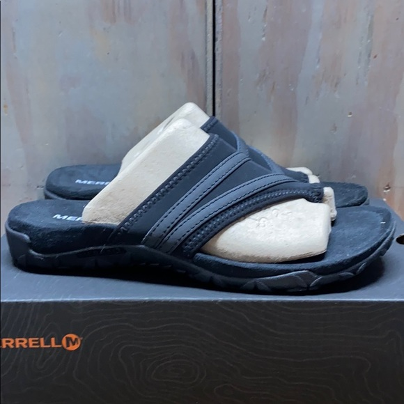 Merrell Shoes - Merrell Terran Ari Wrap Black  Medium